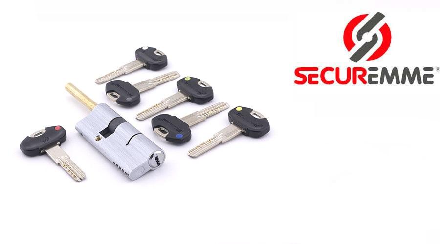 Цилиндр Securemme k2