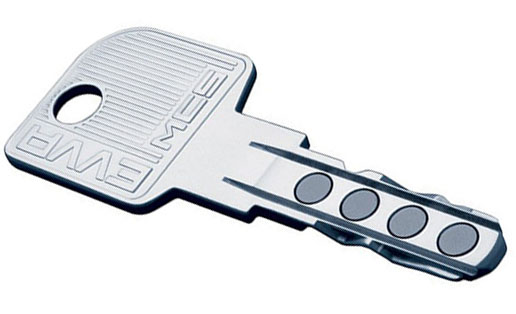 EVVA MCS ключ